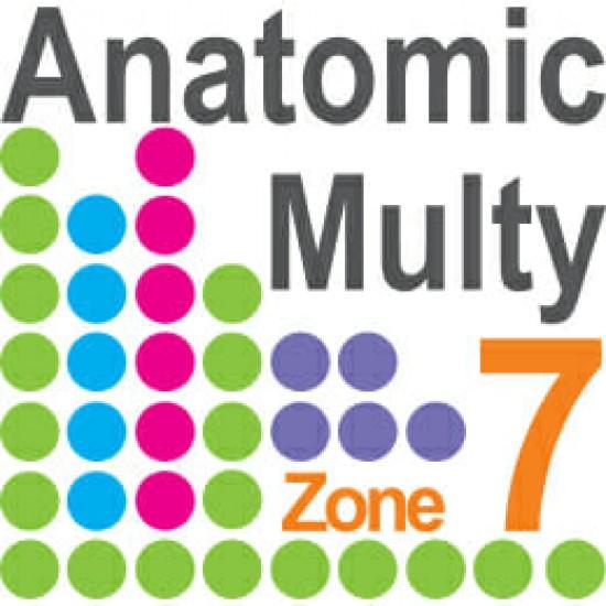 Матрасы с пружинным блоком Anatomic Multy Zone