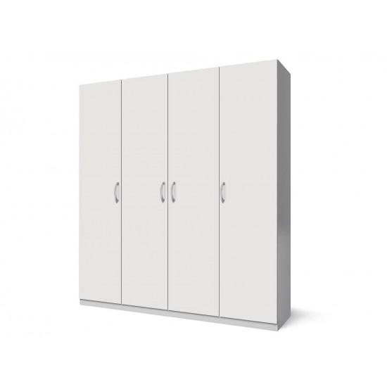 Шкафы распашные 4-х дверные