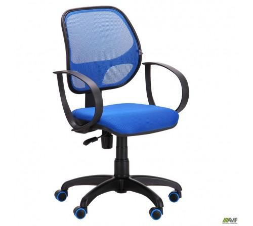 Кресло Бит Color/АМФ-8 Сетка синяя