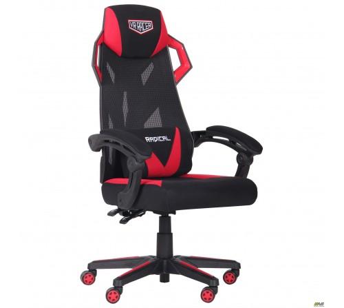 Кресло VR Racer Radical Taylor черный/красный