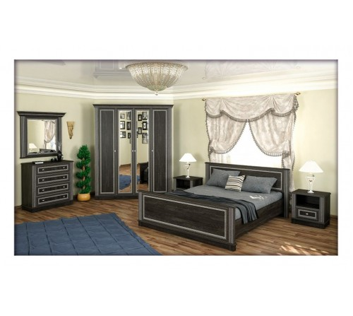 Модульная спальня Бристоль