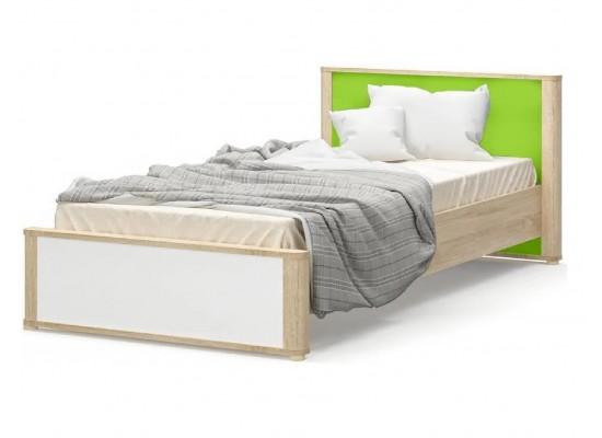 Лео Кровать 90 + ортопедический вклад