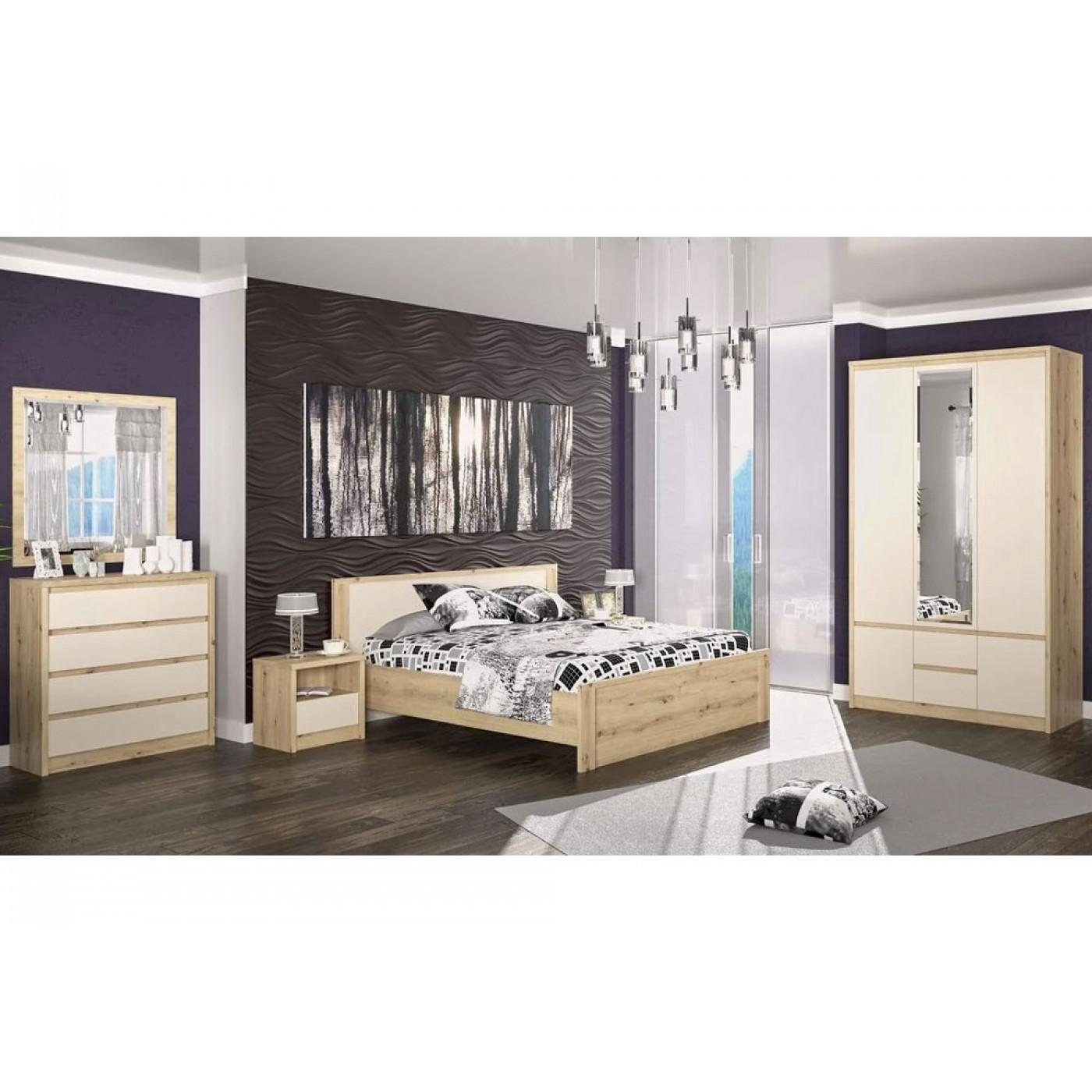 Доминика NEW Модульная спальня