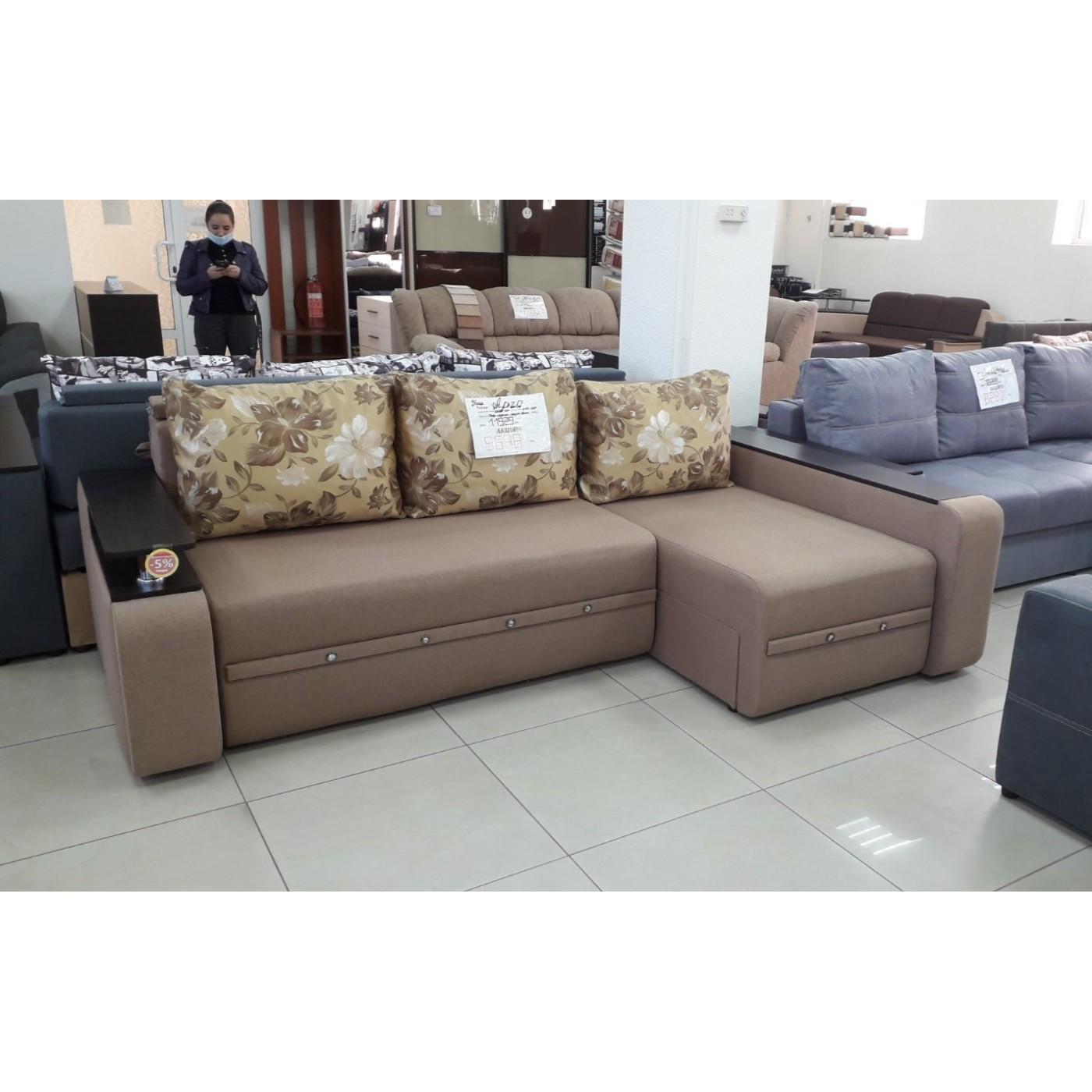 Арго угловой диван