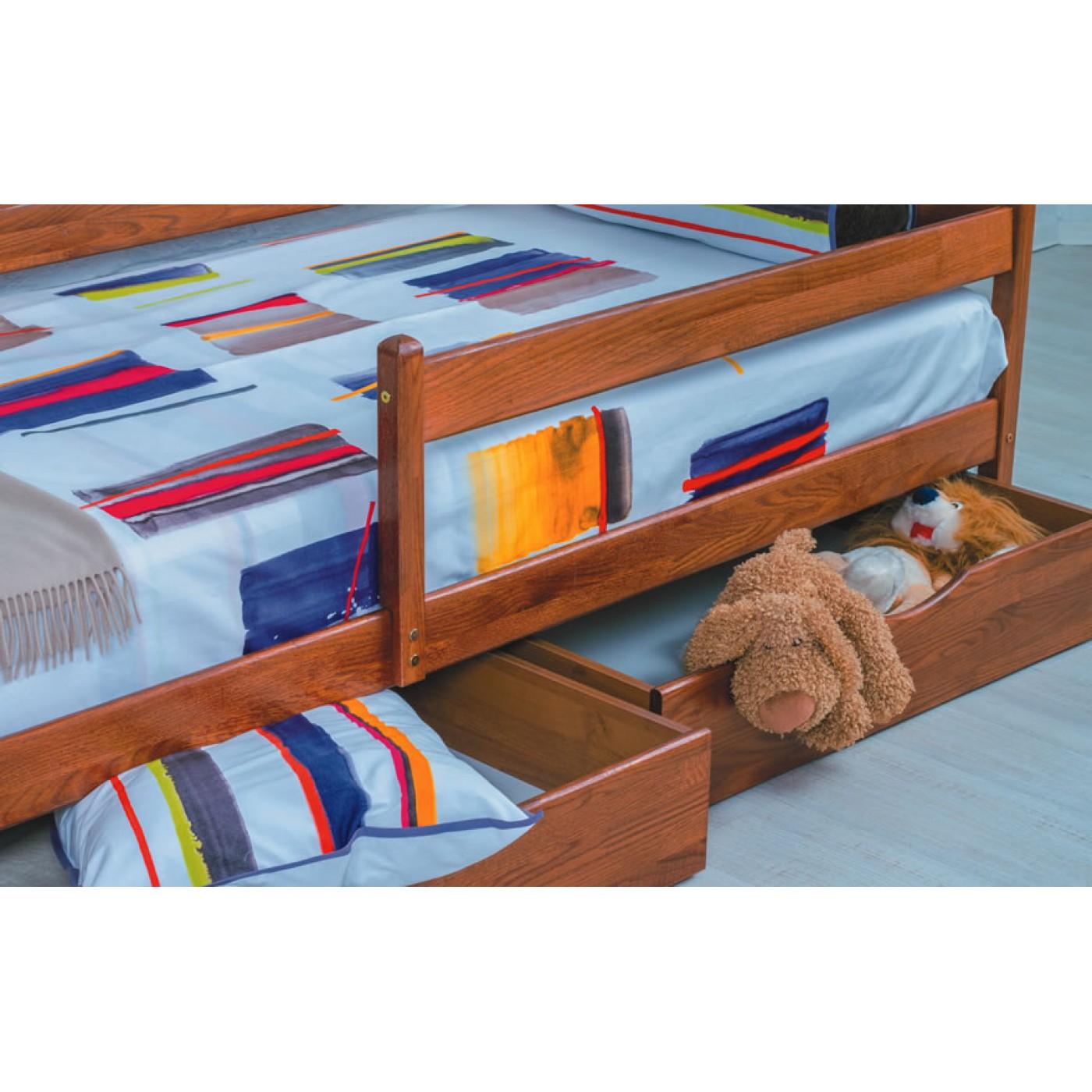 Кровать Марио с Доп.перегородкой