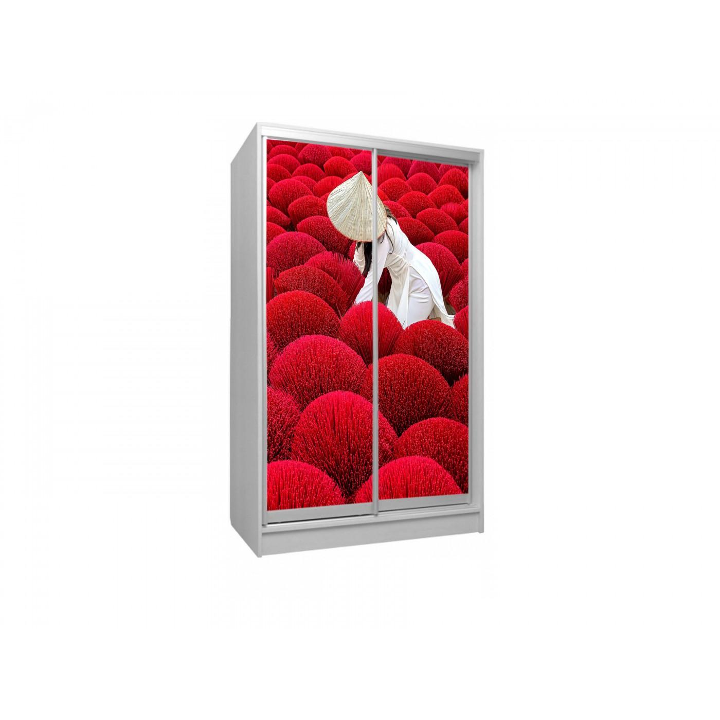 Двухдверній шкаф-купе от Viorina-Deko
