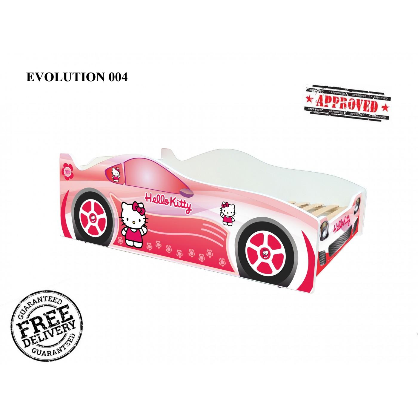Детские кровати серии  Evolution