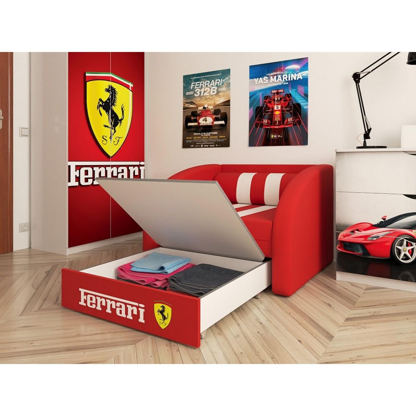 Детские кровати серии Smart
