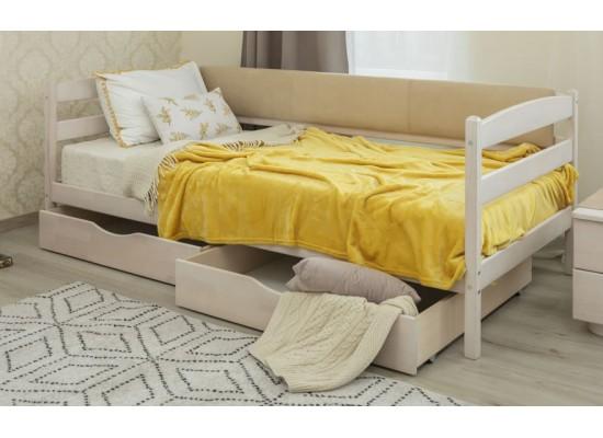 Детская кровать Марио с мягкой спинкой