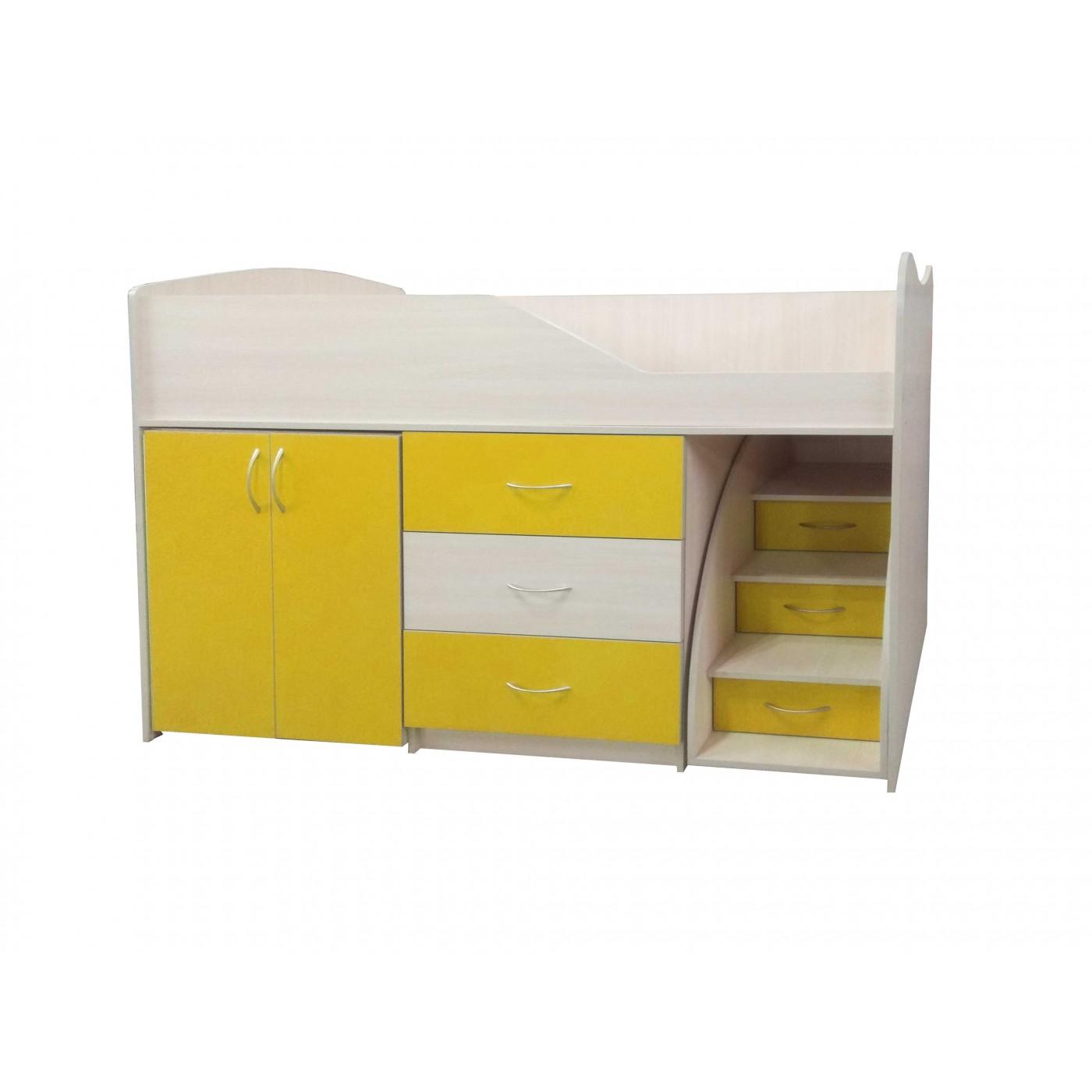 Детские кровати серии BAD ROOM №5 + Стол