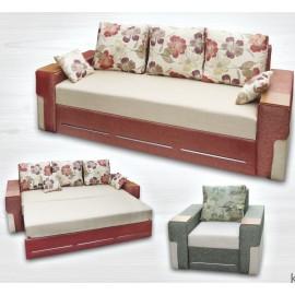 Оскар  (диван + 2 кресла)