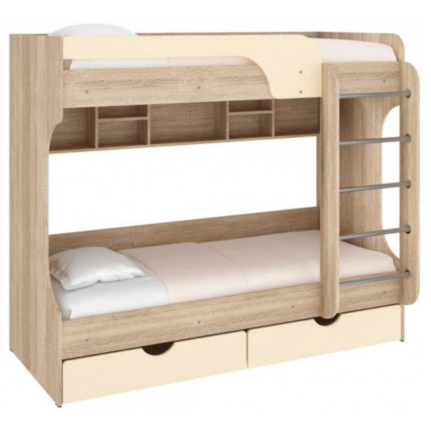 Двухъярусная кровать Юнга