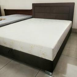 Кровать «Румба» (1.6 ,  пр. бл.)