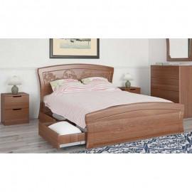 Кровать ЭМИЛИЯ с ящиками