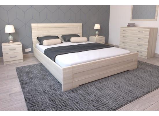Кровать КАРМЕН с газовыми подьемниками и металлическим каркасом