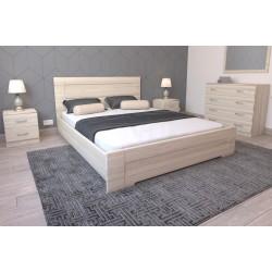 Кровать КАРМЕН с  пружинным подьемным механизмом