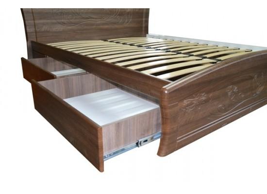 Кровать КАРМЕН с ящиками