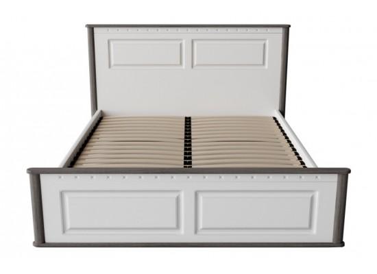 Кровать ЛЕОН с газовыми подьемниками и металлическим каркасом