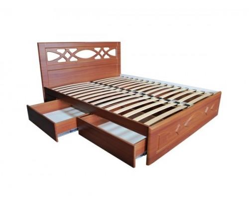 Кровать ЛИАНА с ящиками