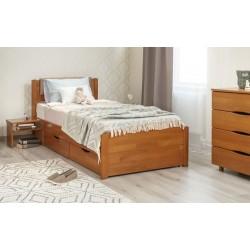 Кровать Лика Люкс с мягкой спинкой