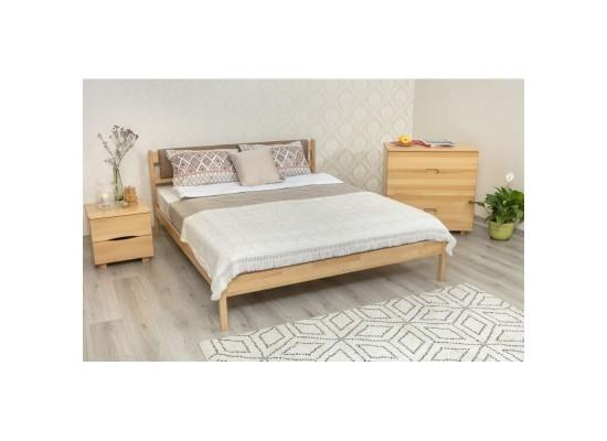 Кровать Лика без изножья с мягкой спинкой