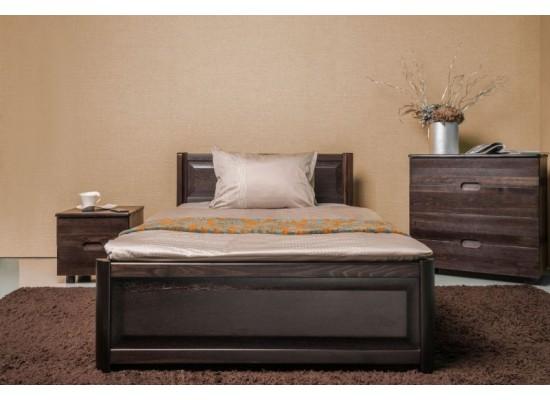 Кровать Марго филенка с ящиками