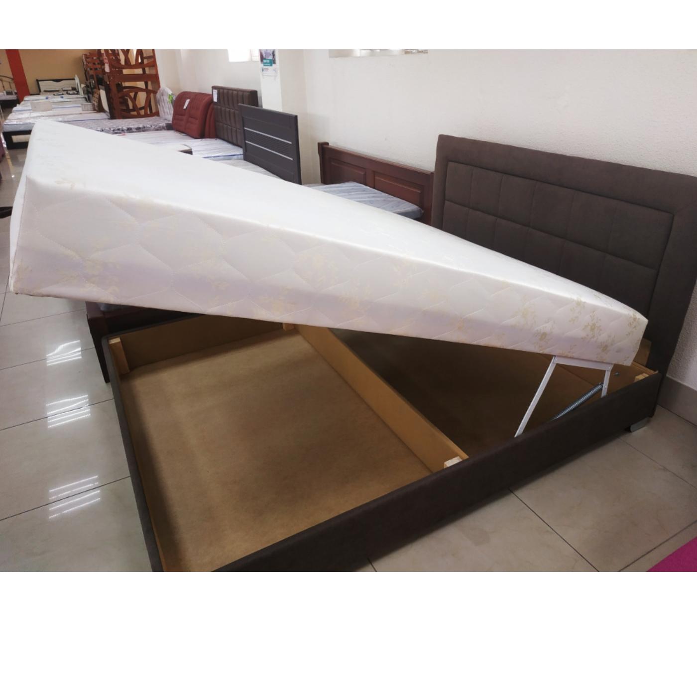 Кровать «Румба» (1.4 ,  пр. бл.)