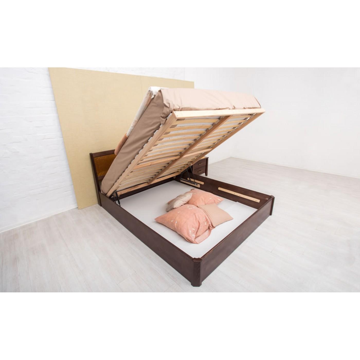 Кровать Сити с филенкой с механизмом