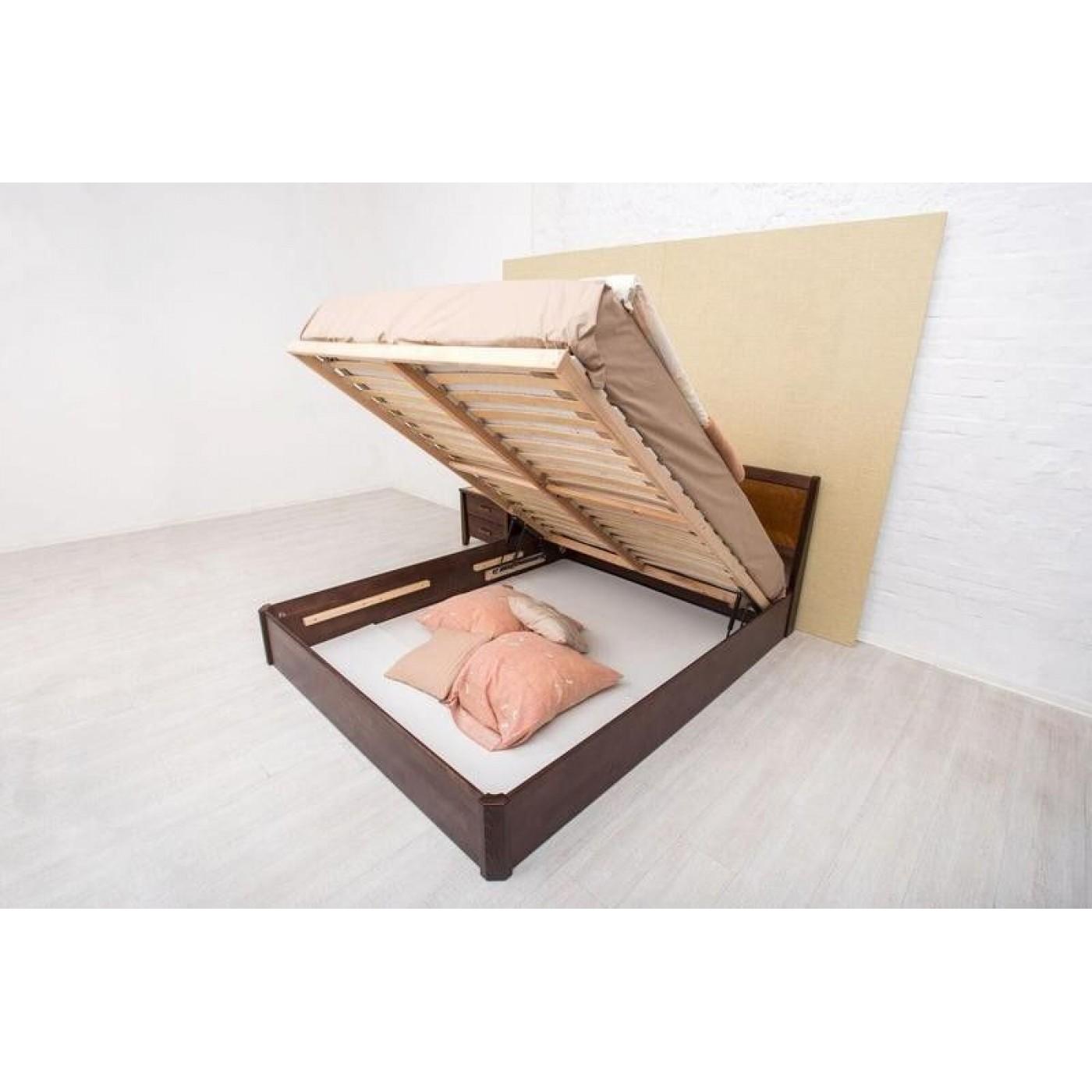 Кровать Сити с интарсией механизмом