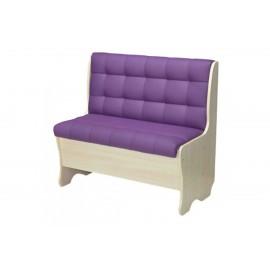 Кухонный диван Альфа 0,90м
