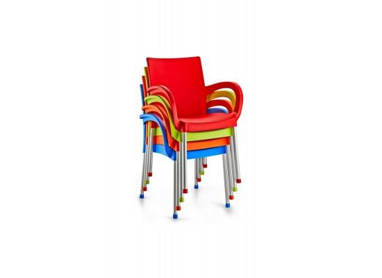 Кресло Sümela. Алюминиевые ножки.