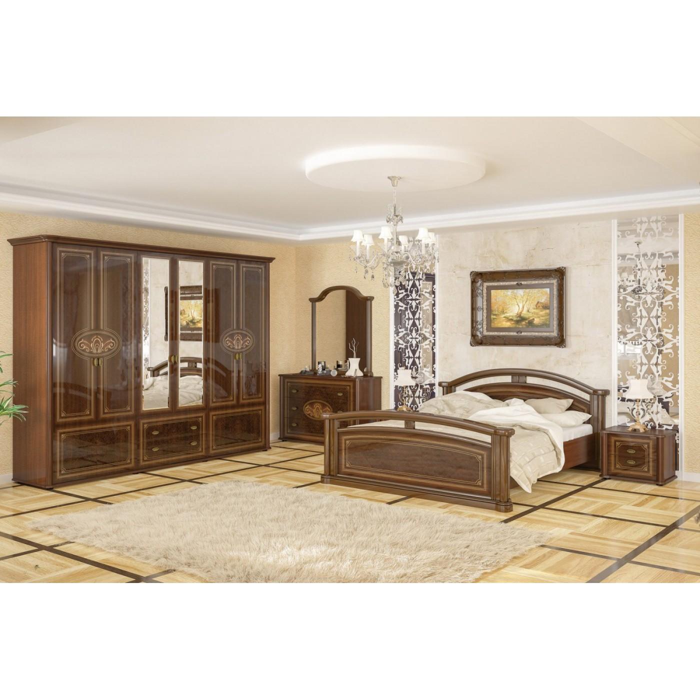 Алабама Модульная спальня