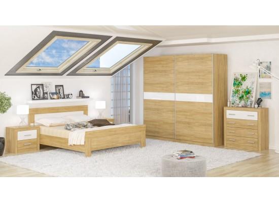 Квадро Модульная спальня