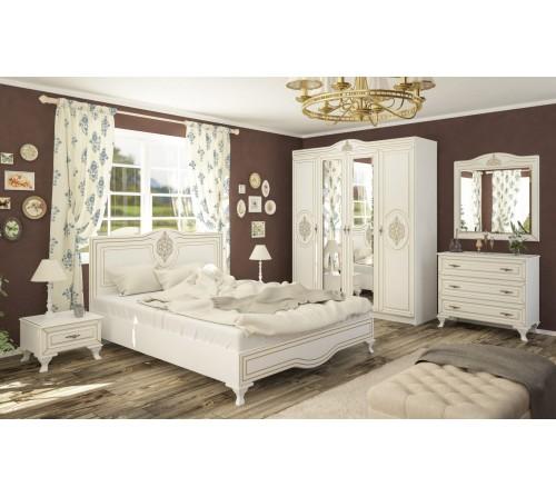 Милан Модульная спальня