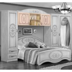 Василиса Антресоль над кроватью 1400