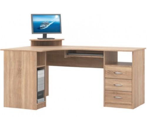 Стол компьютерный СКУ-03 угловой (не стандарт)