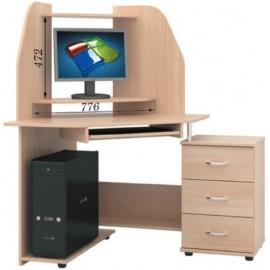 Стол компьютерный СКУ-05 угловой
