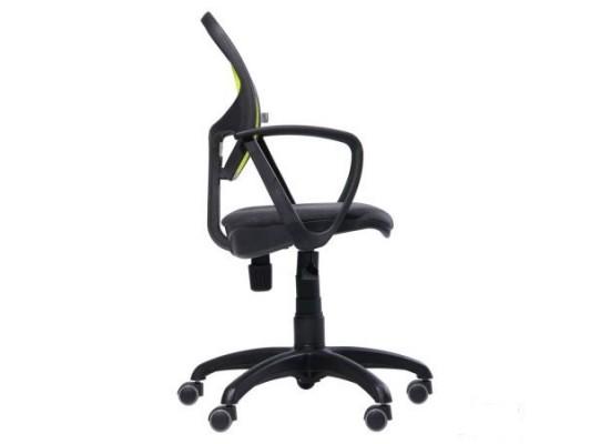 Кресло Бит/АМФ сиденье А-1/спинка Сетка Лайм