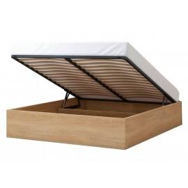Короб кровати с подъемным мех-мом (мет. с ламелями) 1400 1600 1800х2000
