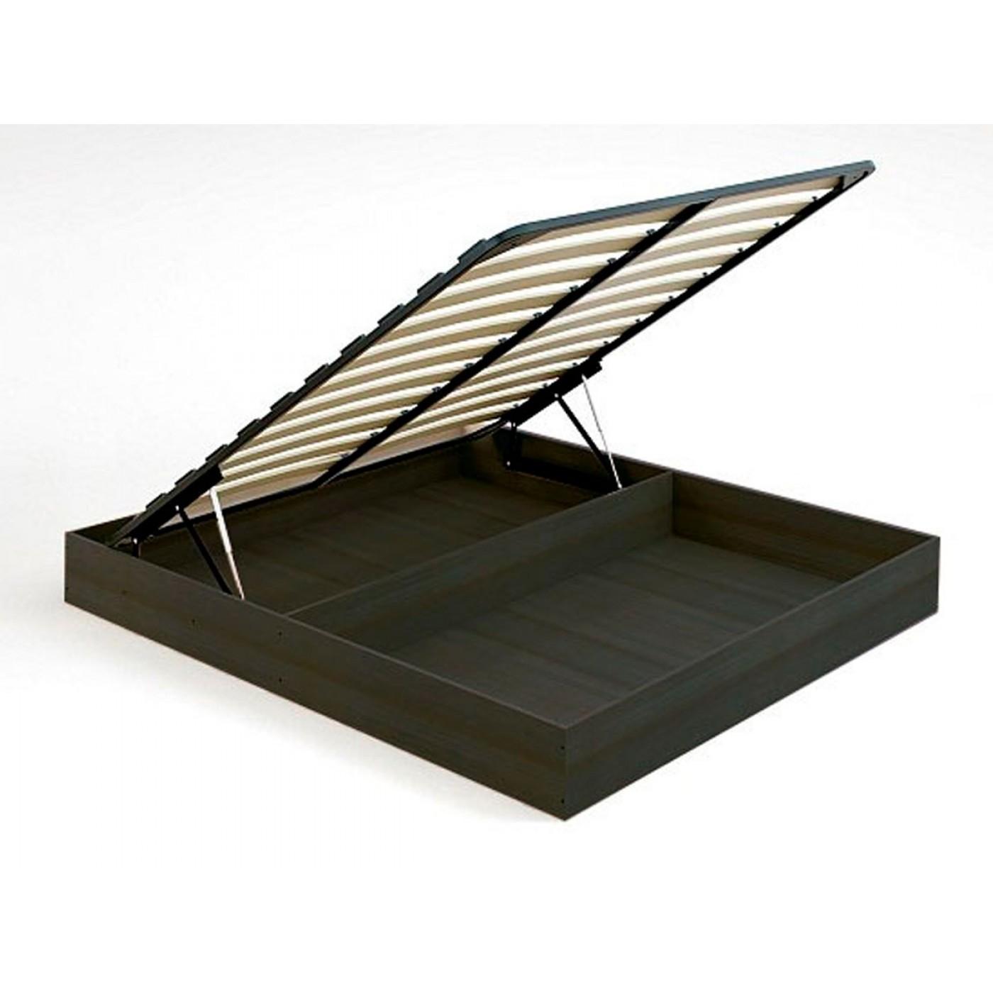 Короб кровати с подъемным мех-мом (мет. с ламелями) 1400|1600|1800х2000