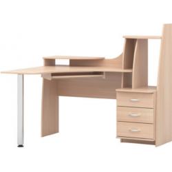 Стол компьютерный СКУ-12 угловой (не стандарт)