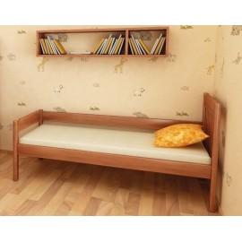 Кровать одноярусная «Соло» (без ящика)
