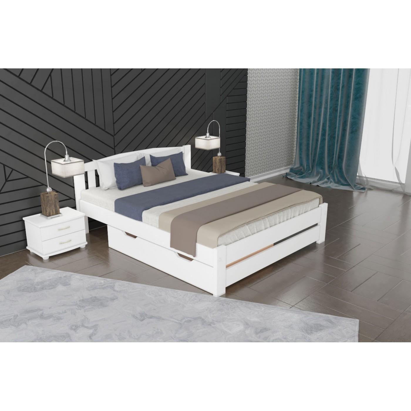 Кровать «Альфа-4» без ящиков