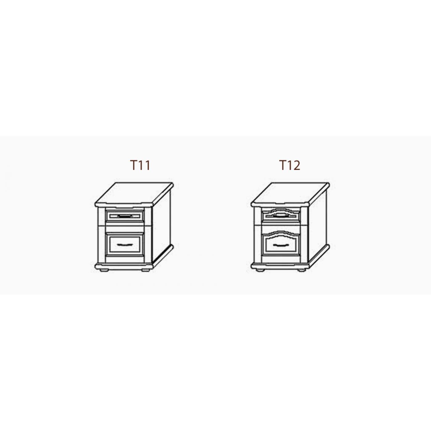 Тумбочка Т1_