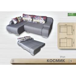 Угол Космик (пружинный блок)
