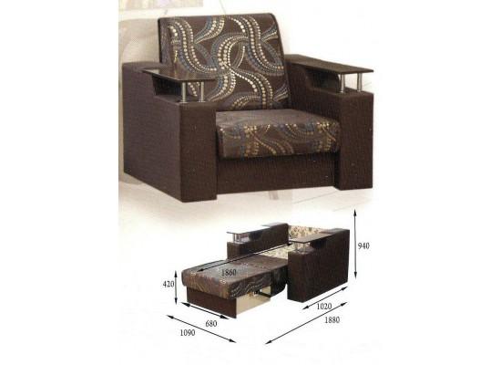 Кресло-кровать Данко-3
