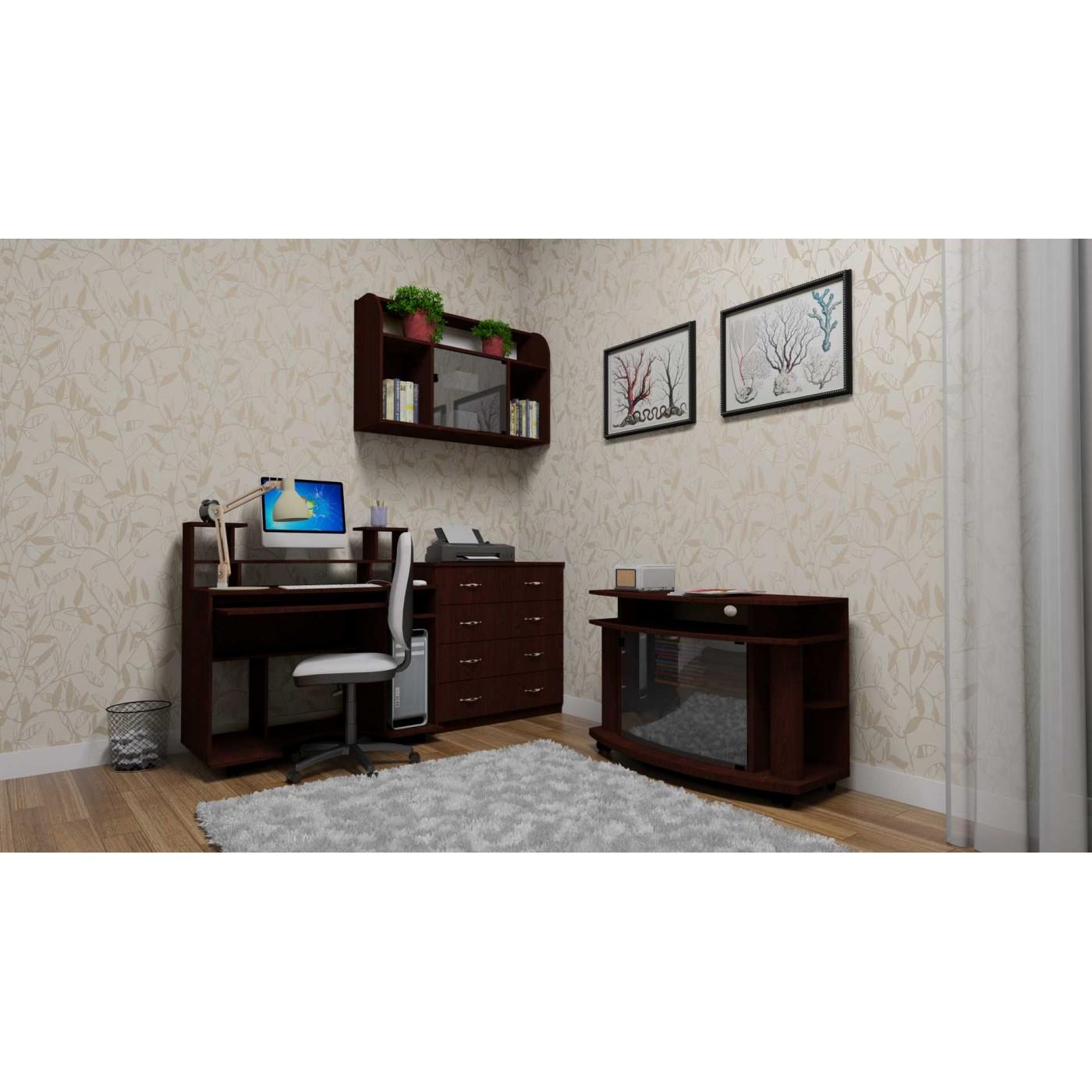 КОМФОРТ-1 стол компьютерный