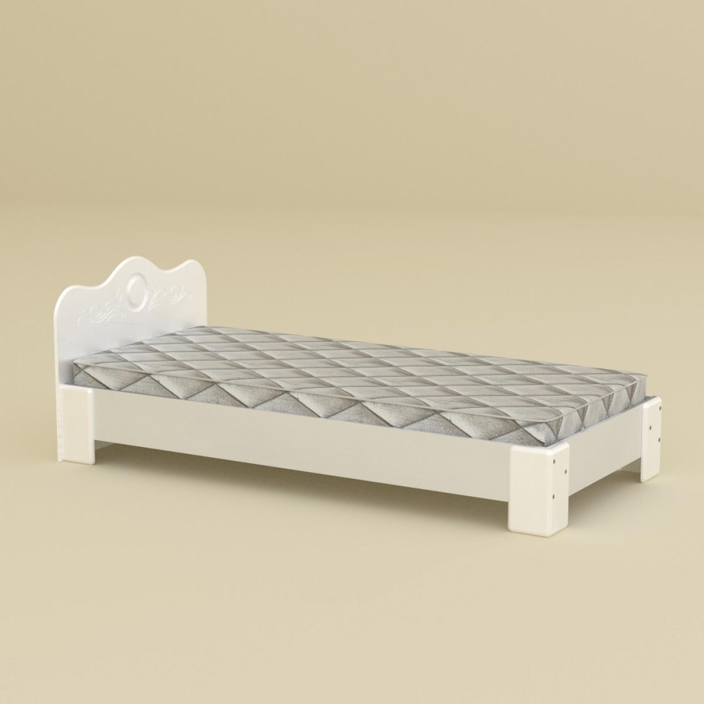 Кровать 100 МДФ
