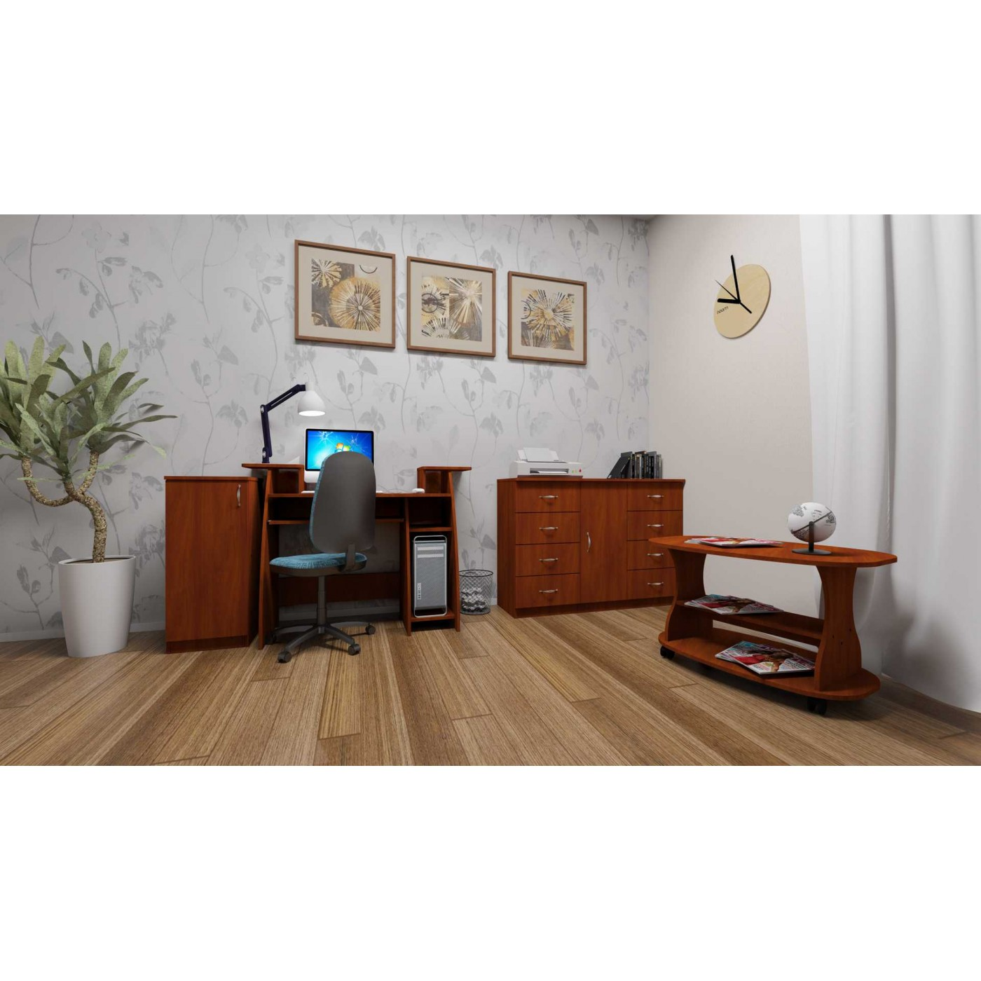 СКМ-4 стол компьютерный