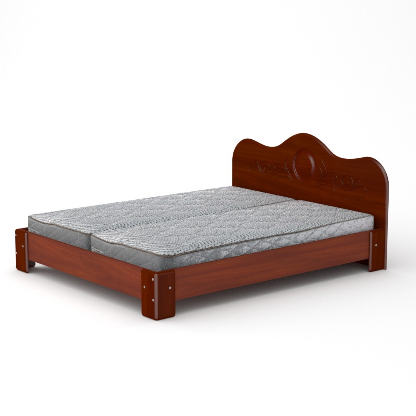 Кровать 170 МДФ